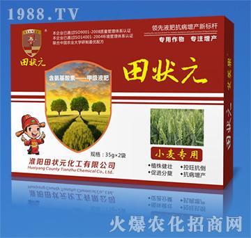 小麦专用杀菌-田状元