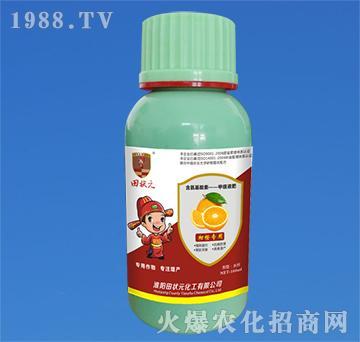 柑橙专用含氨基酸素甲级
