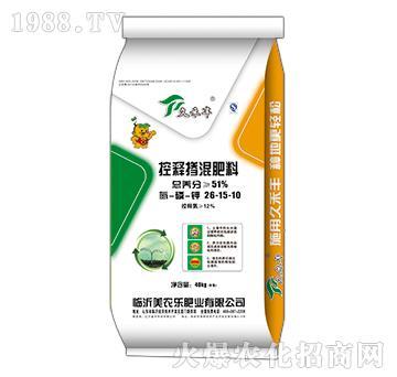 控释掺混肥料26-15-10-久禾丰-美农乐