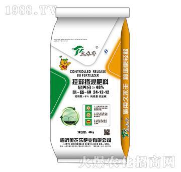 控释掺混肥料24-12-12-久禾丰-美农乐