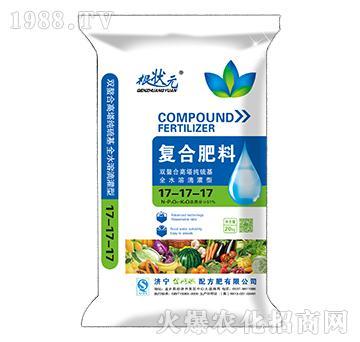 51%复合肥料17-17-17-根状元-金网联