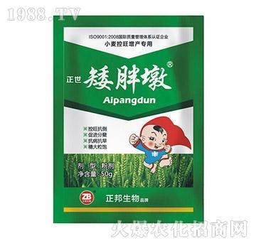 袋装正世矮胖墩(小麦专用)-宝典实业