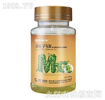 金色年华离子镁(多元素协同级水溶肥料)-泉农