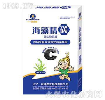 微生物菌剂-海藻精碳-一亩神