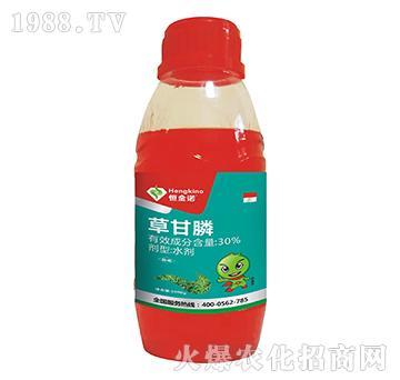 30%草甘膦(1000g)-恒金诺