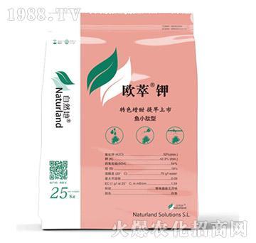 鱼小肽型钾-欧萃-康冉国际