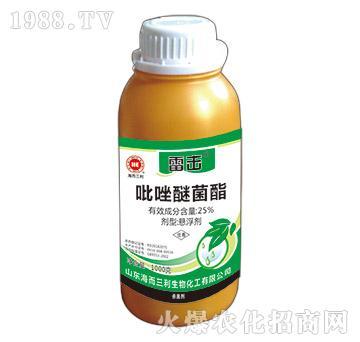 25%吡唑醚菌酯(瓶)-雷击-海而三利