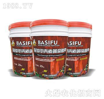 海藻甲壳素黄腐酸钾-巴斯福