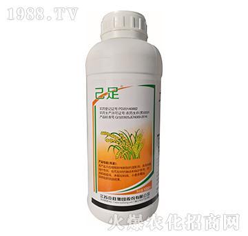 45%戊唑・咪鲜胺(小麦赤霉病防治)-己足