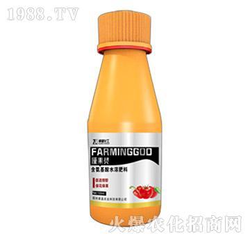 含氨基酸水溶肥-座果灵-卓越