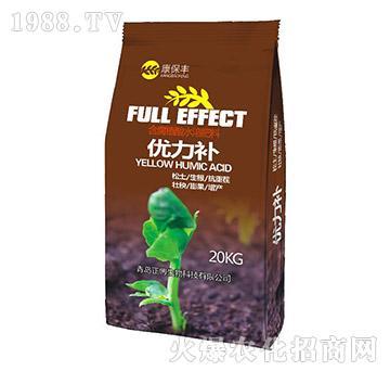 含腐殖酸水溶肥(20kg)-优力补-康保丰-正博生物