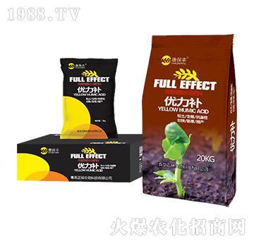 含腐殖酸水溶肥-优力补-康保丰-正博生物