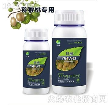 猕猴桃专用含氨基水溶肥料-叶威