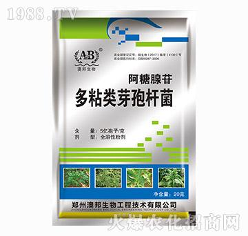 多粘类芽孢杆菌-阿糖腺苷-澳能植物