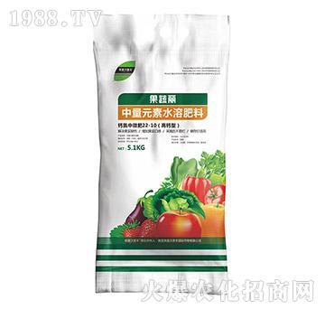 中量元素水溶肥料-果蔬