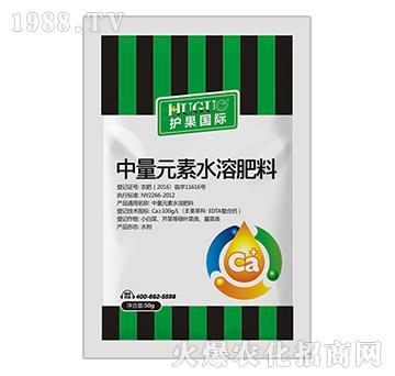 中量元素水溶肥料(袋)-护果国际