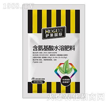 含氨基酸水溶肥料-护果国际