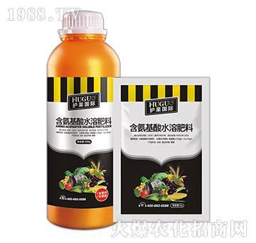 含氨基酸水溶肥料(套装)-护果国际
