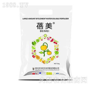 高浓缩配方型水溶肥-蓓美-腾丰农业
