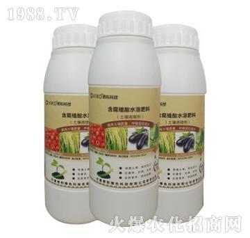 含腐植酸水溶肥料-瑞配