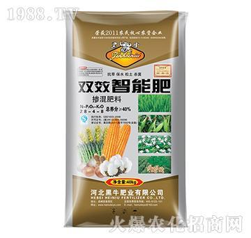 双效智能玉米肥28-4-8-黑牛肥业