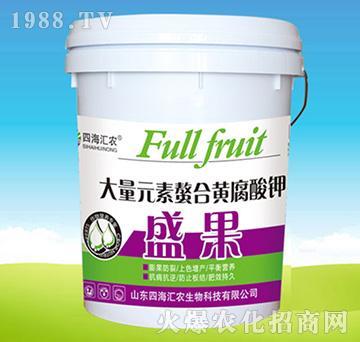大量元素螯合黄腐酸钾-