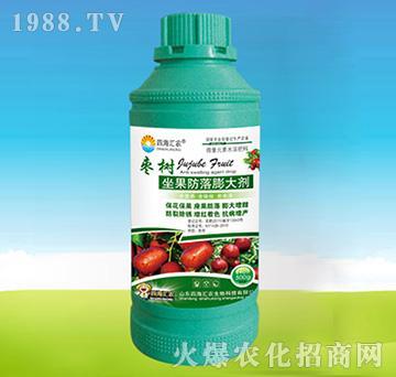枣树坐果防落膨大剂-四