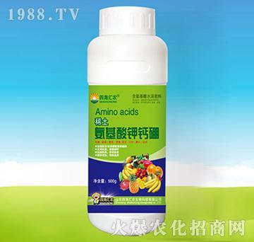 稀土氨基酸钾钙硼-四海