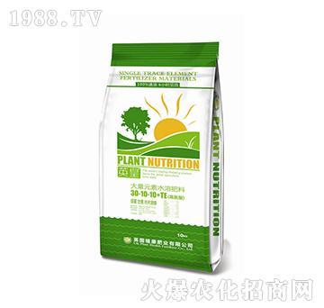 高氮型大量元素水溶肥料30-10-10+TE-英皇-植康肥業