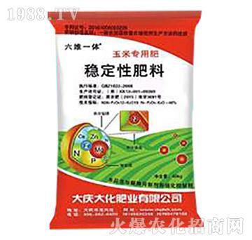 玉米专用稳定性肥料-六