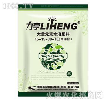 高钾型大量元素水溶肥料