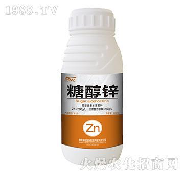 500ml糖醇锌-沃施
