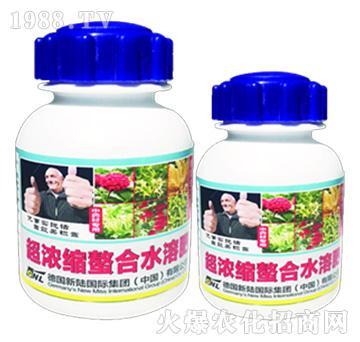 超濃縮螯合水溶肥-沃施美