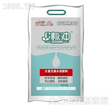 大量元素水溶肥料19-