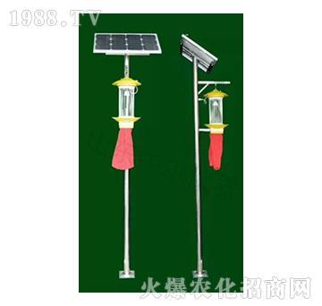 太阳能蓄电式杀虫灯-牛