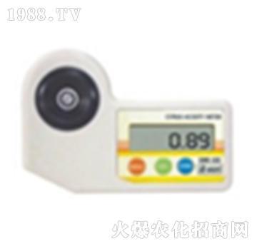 水果酸度测定仪-牛尔仪器
