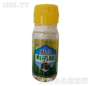 精品有机硅(黄)-华松生物