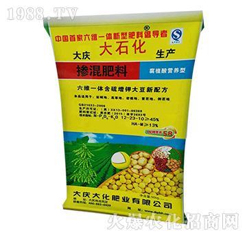 六维一体含硫增钾大豆新