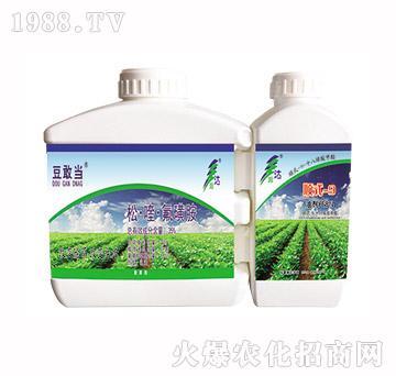 35%松・喹・氟磺胺+顺式-9(豆田苗后除草剂)-豆敢当-瀚达农化
