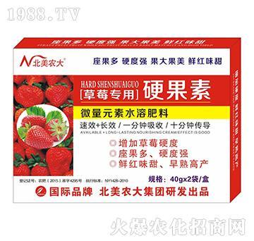 硬果素-草莓专用-北美