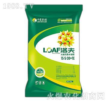 大量元素水溶肥15-5-30+TE-洛夫-中农华创