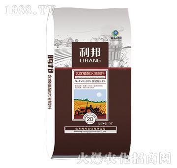 含腐植酸水溶肥料-利邦