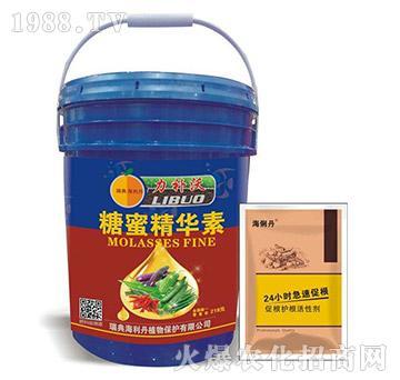 糖蜜精华素+促根护根活性剂-力补沃-海俐丹
