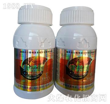 柑橘专用大量元素水溶肥料-果然甜-标创