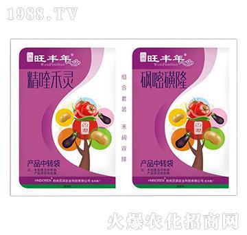 精奎禾灵+砜嘧磺隆+增效剂-旺丰年-百润