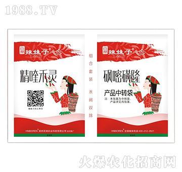 10%精奎禾灵+砜嘧磺隆+增效剂-百润辣妹子-百润