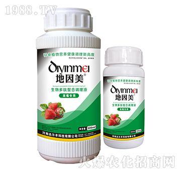 草莓专用-生物多肽螯合调理液-地因美