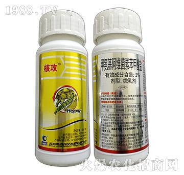 3%甲氨基阿维菌素苯甲酸盐(200g)-核攻-好利特