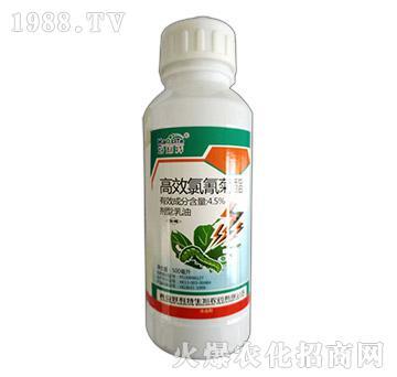 4.5%高效氯氰菊酯(500ml)-好利特