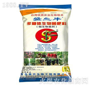 多糖生物菌肥料-盛之丰-泰兴生物